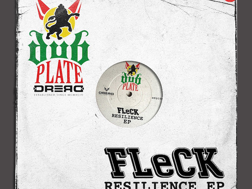 FLeCK- Resilience EP - Dread Recordings / DPD006