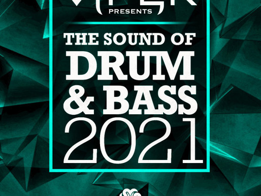 Various Artists - The Sound Of Drum & Bass 2021 - Viper Recordings / VPRLP035EXCL