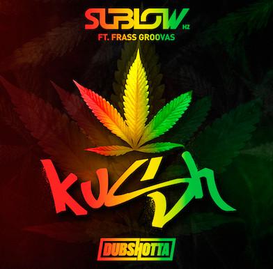 Sublow Hz Feat. Frass Groovas - Kush - Dub Shotta / SHOTTA034