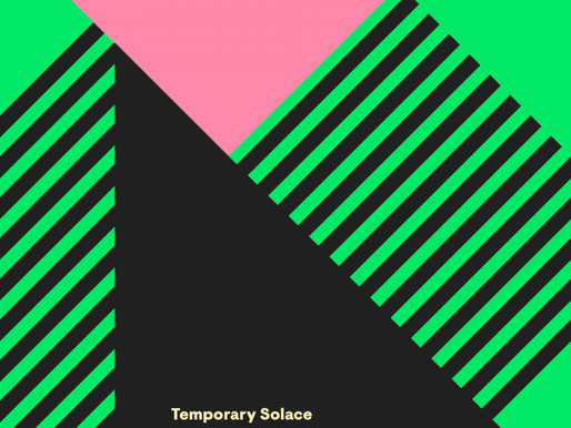 Phil Tangent - Temporary Solace EP - Integral Records / int063