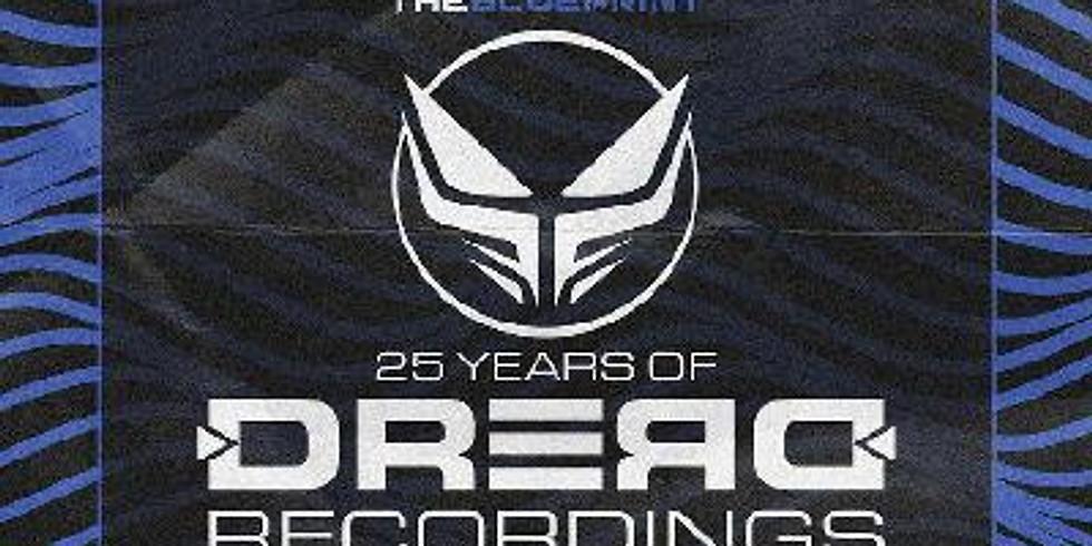 Blueprint Presents - 25 Years of Dread Recordings