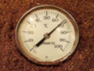 イヤシロチ 酵素風呂 温度