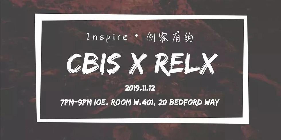 Inspire Series - CBIS x RELX