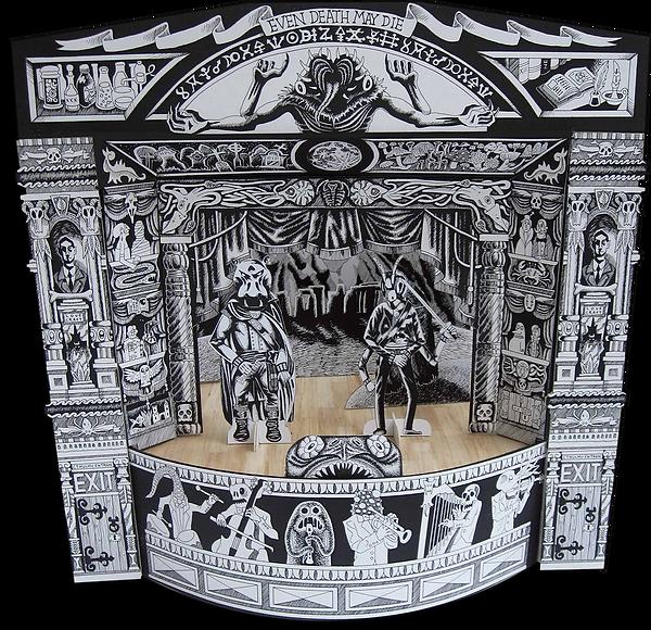 Theatre of the Arcane