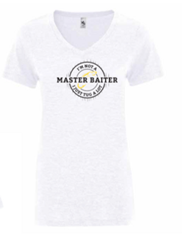 Rodtuggerz Women's Shirt - White