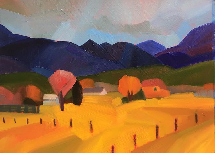 Fallow Fields: Arroyo Hondo