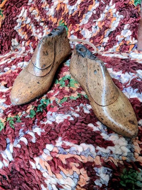 Vintage Babouche molds