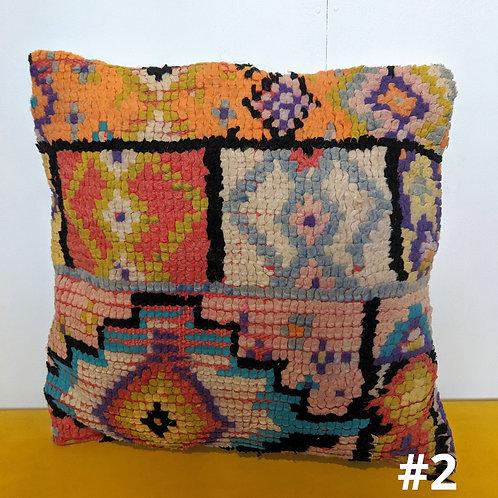 Cushions 2 available/mixed.