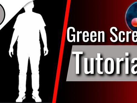 DaVinci Resolve Green Screen entfernen auf zwei Arten