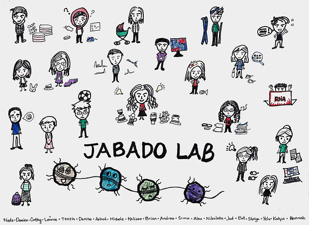 Nada Jabado lab