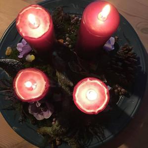 Et lys for Vinteren