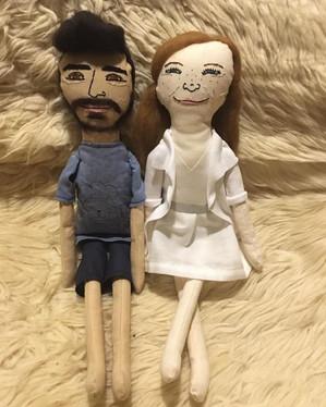 Erik og Milena
