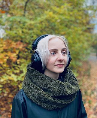 M T Hall White British she_her portrait