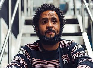 DRS Black British He_him portrait photog