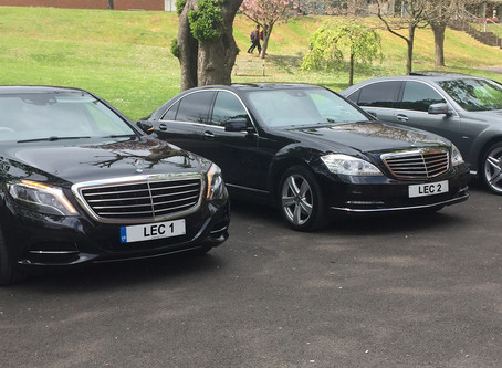 Chauffeur and Executive Car Services for your special summer events