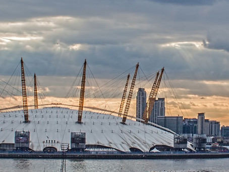 Chauffeur driven car service to the O2 Arena