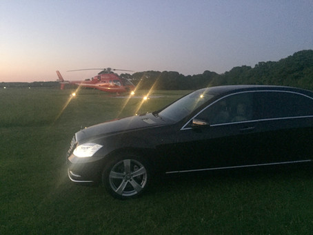 Chauffeur and Executive Car Services to Glyndebourne Opera