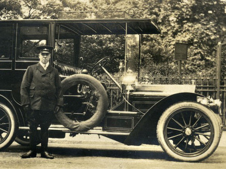Origins of the word Chauffeur