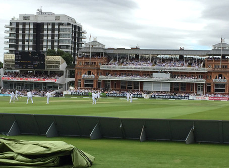 Travel to the Cricket in a Chauffeur Driven Luxury Car