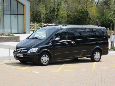 Private Chauffeur in Sussex
