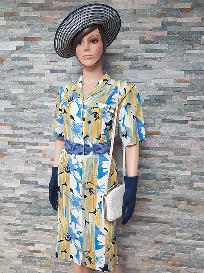 Robe vintage over-size taille 46/48