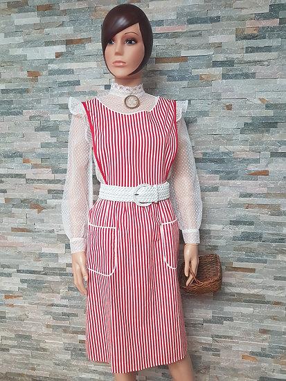 Robe tablier vintage Taille 42/44