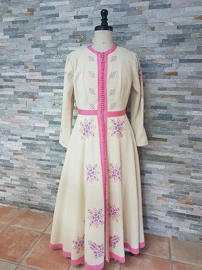 Robe d'intérieur vintage taille 42