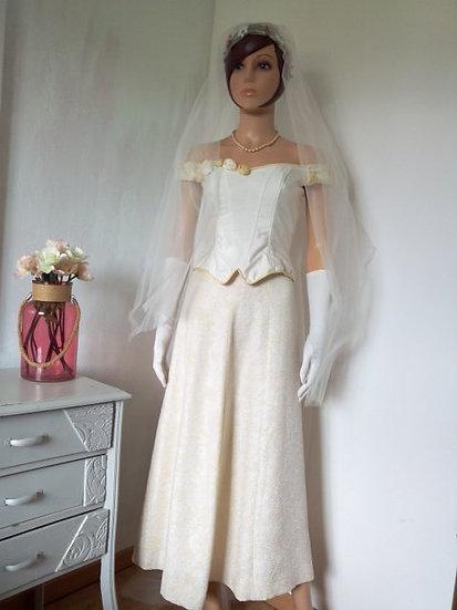 Bustier de mariée HERVE Mariage Taille 38