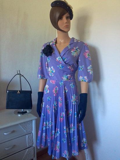 Robe vintage taille 38/40