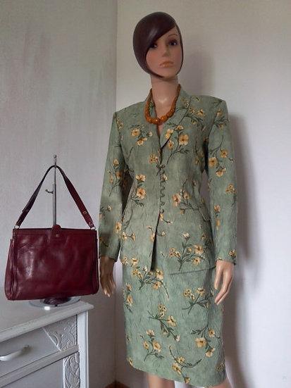 Costume veste-jupe vintage Taille 2