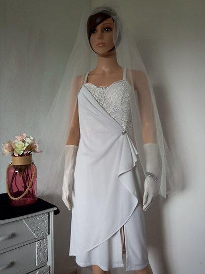 Robe drapé Taille 40/42