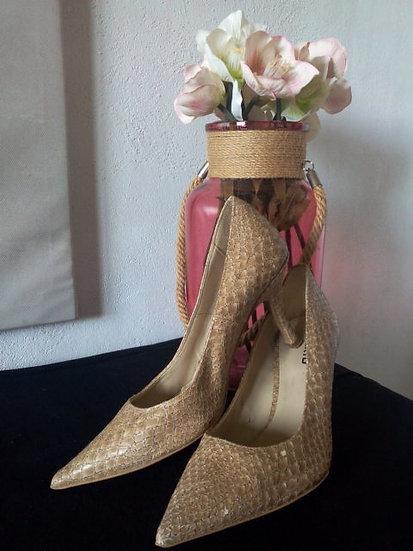 Chaussures imitation serpent P 37