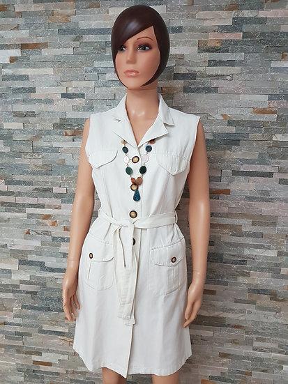 Robe saharienne vintage taille 42/44