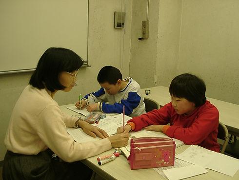 為近さんと小学生3.JPG