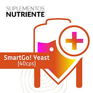 Nutriente SmartGo!Yeast (40 cápsulas)