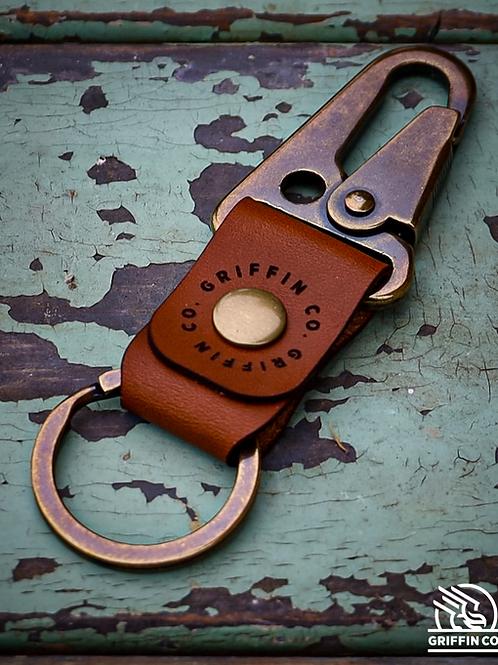 Griffin Co. keychain