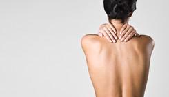 unterstützend bei Rückenschmerzen