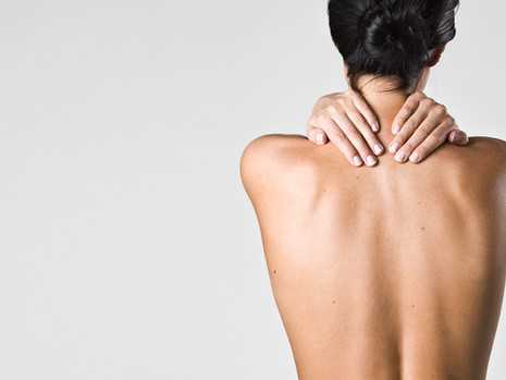 How to cure your 'tech neck' - 5 quick steps to relieving neck tension