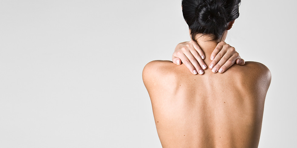 Pain Management and Prevention - Neck & Shoulders