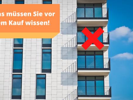 Balkonbespannung - 3 Dinge, die Sie vor dem Kauf klären sollten