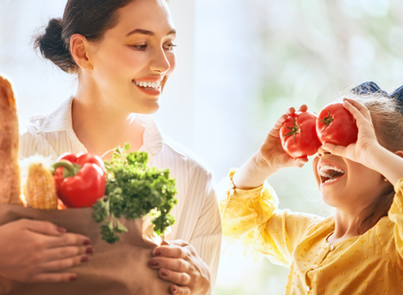Grocery Store Finds by Licensed Nutritionist Sondra Tackett