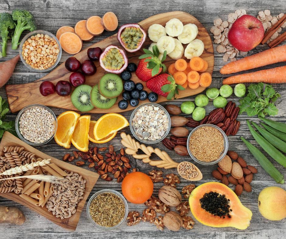 gastrointestinal health fiber diet