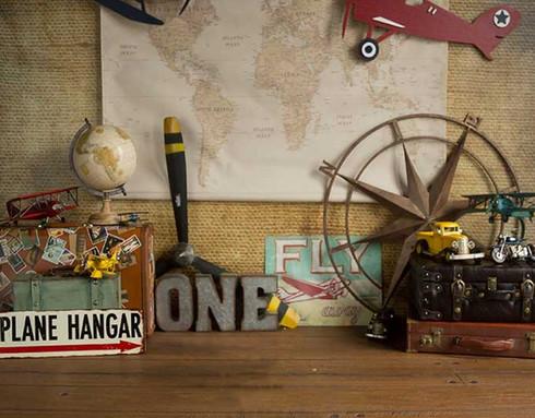 Vintage Pilot / Aviation