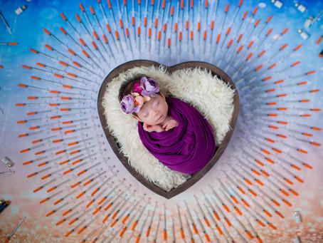 My Precious IVF Baby Client