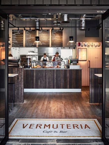 Vermuteria, Bar & Restaurant