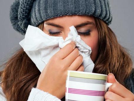 Los resfriados, cuando la situacion nos rebasa