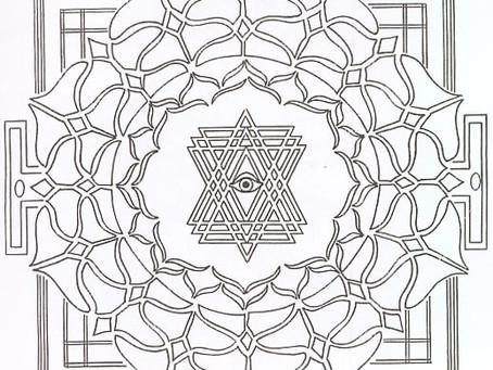 Mandala: «La Fuerza del Conocimiento»
