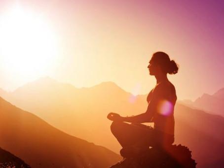 El ambiente para meditar