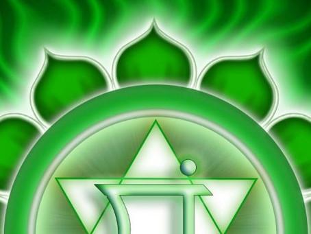 La trascendencia del chakra corazón