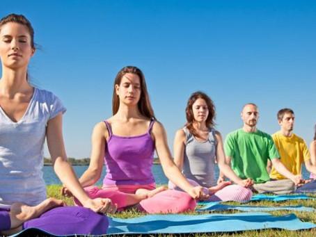 Respiración en la meditación